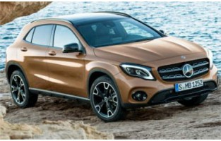Alfombrillas Mercedes GLA X156 Restyling (2017 - actualidad) Excellence