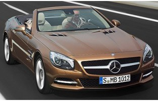 Alfombrillas Mercedes SL R231 (2012 - actualidad) Excellence
