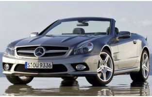 Protector maletero reversible para Mercedes SL R230 Restyling (2009 - 2012)
