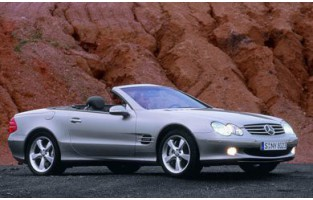 Protector maletero reversible para Mercedes SL R230 (2001 - 2009)