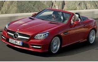 Alfombrillas Mercedes SLK R172 (2011 - actualidad) Económicas