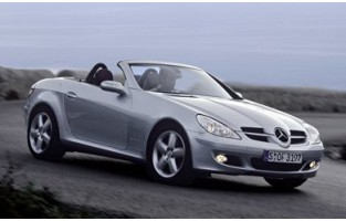 Alfombrillas Mercedes SLK R171 (2004 - 2011) Económicas