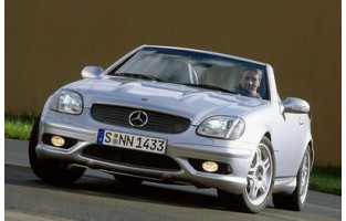 Protector maletero reversible para Mercedes SLK R170 (1996 - 2004)