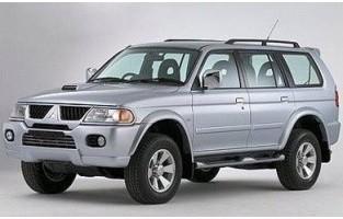 Alfombrillas Mitsubishi Pajero Sport / Montero (2002 - 2008) Económicas