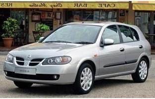 Alfombrillas Nissan Almera 5 puertas (2000 - 2007) Económicas