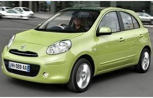 Alfombrillas Nissan Micra (2011 - 2013) Económicas