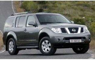 Alfombrillas Nissan Pathfinder (2005 - 2013) Excellence