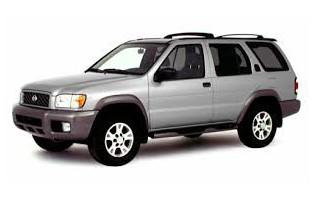 Alfombrillas Nissan Pathfinder (2000 - 2005) Grafito