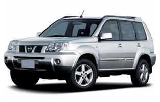 Alfombrillas Nissan X-Trail (2001 - 2007) Económicas