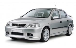 Alfombrillas bandera Alemania Opel Astra G 3 o 5 puertas (1998 - 2004)