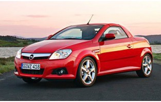 Protector maletero reversible para Opel Tigra (2004 - 2007)