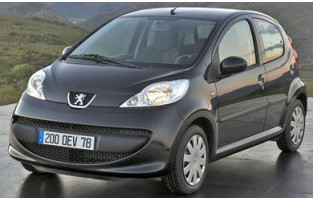 Alfombrillas Peugeot 107 (2005 - 2009) Excellence