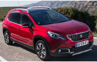 Alfombrillas Peugeot 2008 (2016 - 2019) Excellence