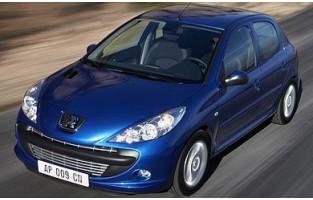 Alfombrillas Peugeot 206 (2009 - 2013) Económicas
