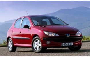 Alfombrillas Peugeot 206 (1998 - 2009) Excellence