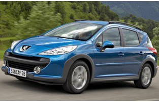 Alfombrillas Peugeot 207 Ranchera (2006 - 2012) Económicas