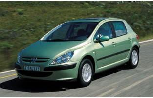 Protector maletero reversible para Peugeot 307 3 o 5 puertas (2001 - 2009)