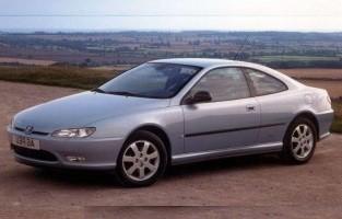 Alfombrillas Peugeot 406 Coup/é a Medida Logo 1997-2004 Rey Alfombrillas/®