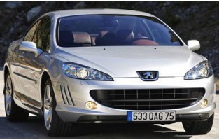 Alfombrillas Peugeot 407 Coupé (2004 - 2011) Excellence
