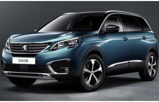 Alfombrillas Peugeot 5008 7 plazas (2017 - actualidad) Económicas
