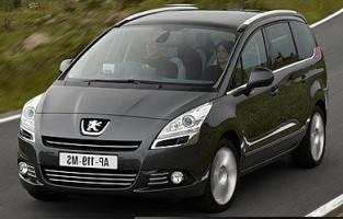 Alfombrillas Peugeot 5008 7 plazas (2009 - 2017) Económicas