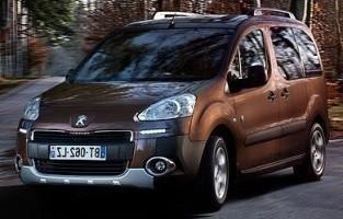 Protector maletero reversible para Peugeot Partner (2008 - 2018)