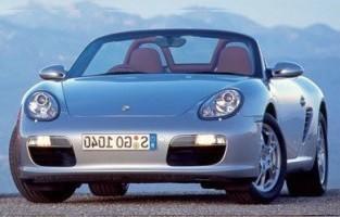 Alfombrillas bandera Alemania Porsche Boxster 987 (2004 - 2012)