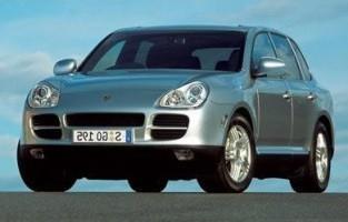Alfombrillas bandera Alemania Porsche Cayenne 9PA (2003 - 2007)