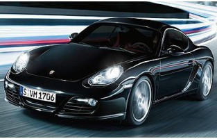 Alfombrillas Porsche Cayman 987C Restyling (2009 - 2013) Excellence