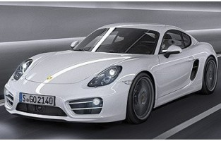 Alfombrillas Porsche Cayman 981C (2013 - 2016) Excellence
