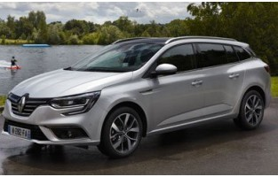Alfombrillas Renault Megane familiar (2016 - actualidad) Económicas
