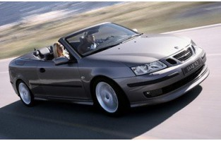 Alfombrillas Saab 9-3 Cabrio (2003 - 2007) Económicas