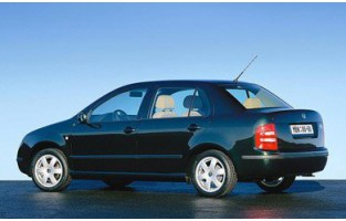 Alfombrillas Skoda Fabia Sedan (2000 - 2007) Excellence