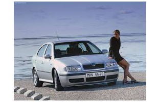 Alfombrillas Skoda Octavia Hatchback (2000 - 2004) Excellence