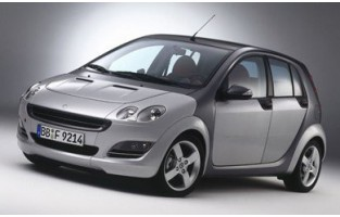 Alfombrillas Smart Forfour W454 (2004 - 2006) Excellence