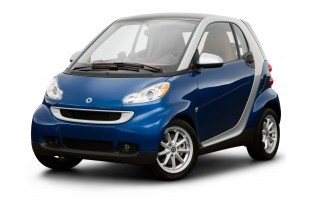 Alfombrillas Smart Fortwo W451 Passion (2007 - 2014) Excellence