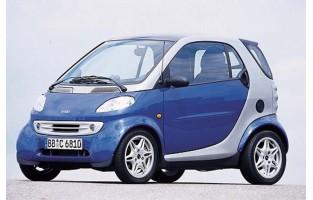 Alfombrillas Smart Fortwo W450 City Coupé (1998 - 2007) Económicas