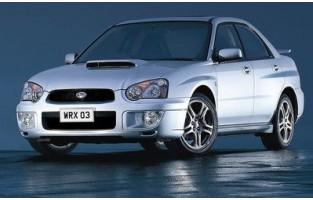 Alfombrillas bandera Racing Subaru Impreza (2000 - 2007)