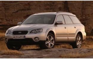Alfombrillas bandera Racing Subaru Outback (2003 - 2009)