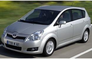 Alfombrillas Toyota Corolla Verso 7 plazas (2004 - 2009) Económicas