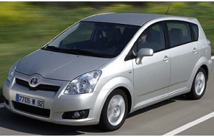Alfombrillas Toyota Corolla Verso 7 plazas (2004 - 2009) Excellence