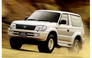 Alfombrillas Toyota Land Cruiser 90 (1996-1998) Económicas