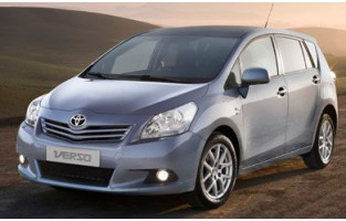 Alfombrillas Toyota Verso (2009 - 2013) Personalizadas a tu gusto