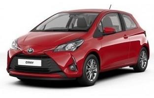 Alfombrillas Toyota Yaris 3 o 5 puertas (2017 - actualidad) Económicas