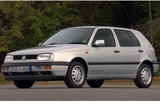 Alfombrillas Coche Volkswagen Golf 3 (1991 - 1997) acabado R-Line Blanco