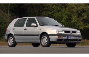 Protector maletero reversible para Volkswagen Golf 3 (1991 - 1997)
