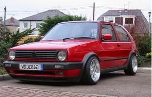 Alfombrillas Volkswagen Golf 2 Excellence