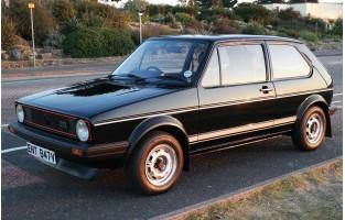 Alfombrillas Volkswagen Golf 1 (1974 - 1983) Excellence