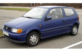 Alfombrillas bandera Alemania Volkswagen Polo 6N (1994 - 1999)