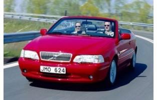 Alfombrillas bandera Racing Volvo C70 Cabrio (1999 - 2005)